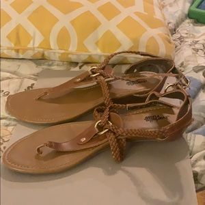 Brown small wedge scandal